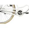 Vermont Saphire - Vélo de ville - 3 vitesses blanc